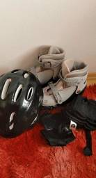 Roller preto mor todo o kit