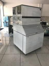 Maquinas de Gelo em até 18x no cartão sem Juros