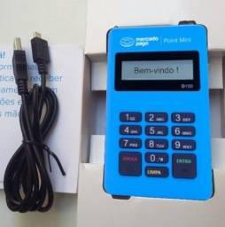 Maquinas de Cartão (Mercado Pago Sem Mensalidade) Point Mini, point pro 2