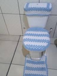 Conjunto para banheiro 3 peça