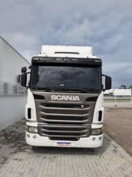 Scania 124/380 6x2