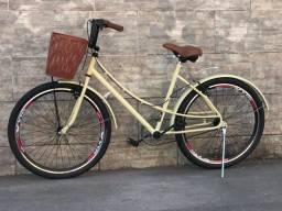 Bicicleta nova retrô