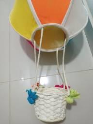 Lustre infantil formato Balão