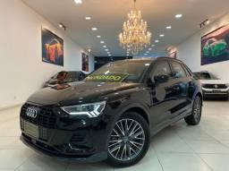 Título do anúncio: Audi Q3 Black 1.4 Tfsi S-Tronic 2020 Blindado NIII-A