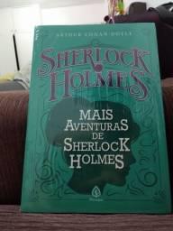 Serlock Holmes 3 livros