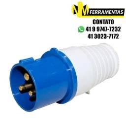 Módulo De Acoplamento Industrial 32a 220v 2+t Mgi-023