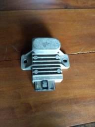 Retificador regulador voltagem linha honda cg 150 mix bis bros