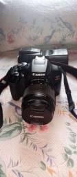 Título do anúncio:  Máquina fotográfica Canon t6