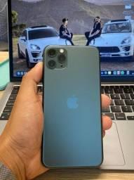 iphone 11 pro max com 512GB - sem marcas de uso - 6 meses de garantia