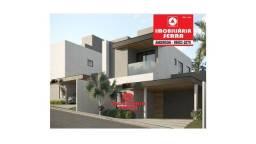 ANC mansão 4 quartos em condomínio fechado na serra .