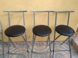 Título do anúncio: Cadeiras para balcão