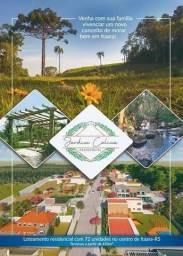 Título do anúncio: Terreno em condomínio - Centro de Itaara