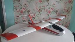 Kit /aeromodelo planador skywalker 145cm