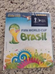 Álbum fica World Cup brasil