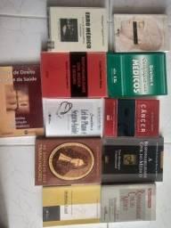 Livros de direito médico