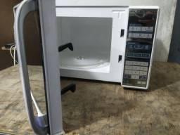 Microondas Espelhado 20 litros 110 volts  em perfeito funcionamento