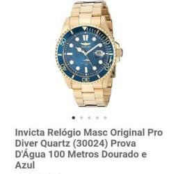 Título do anúncio: Relógio invicta masculino