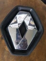 Suporte c emblema do Capô Renault Master