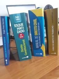 Livros de Direito atualizados