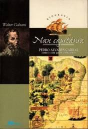Título do anúncio: Livro - Nau Capitania / Walter Galvani