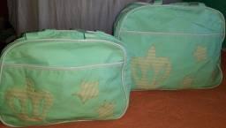 Título do anúncio: Conjunto de bolsas maternidade.