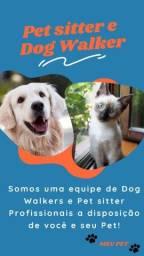Título do anúncio: PET SITTER E DOG WALKER