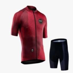 Conjunto Ciclismo com filtro UV