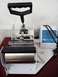 Título do anúncio: Maquina de estampar caneca