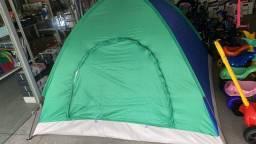 Barraca acampamento 180 reais