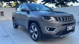 Jeep Compass Longintude 2018 Único Dono