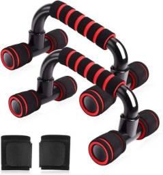 Exercitador apoio para flexão