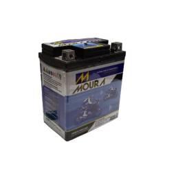 Bateria Moura 6ah Moto - Selada - 6 meses de garantia