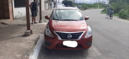 Título do anúncio: Nissan Versa S pouquíssimo rodado