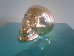 Caveira Dourada