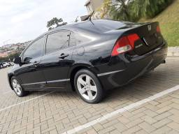 New Civic LXS Automático + Couro. Aceito Troca e Financio / Simulação: 15mil + 48x795
