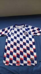 Camiseta futebol Chelsea infantil Nike