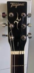 Vendo violão acústico tagima dallas