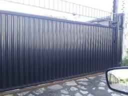 Pintura de portão de estacionamento e portas metálicas!!!