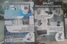 Serviço de refrigeração e cozinha industrial