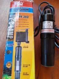 Filtro esterilizador HBO-303 de 3W ultravioleta