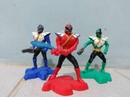 Título do anúncio: Coleção Power Rangers Samurai