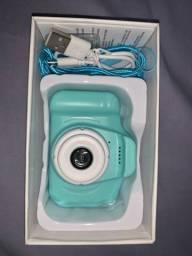 Máquina fotográfica infantil
