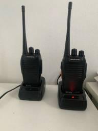 Rádio comunicador 12km BAOFENG BF777s