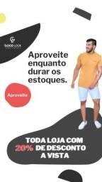 Camisas Masculinas - Essas e outras estampas disponíveis.