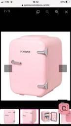 Mini geladeira Skin care