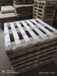 Título do anúncio: Paletes de madeira novos