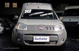 Fiat Fiorino Hard Working 1.4 ano 2018 Completa a pronta entrega