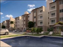 Título do anúncio: Apartamentos novos de 02 e 03 quartos na Parangaba