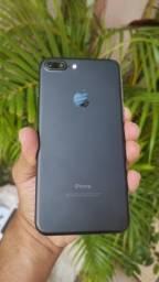 iPhone 7 Plus 128GB Preto Semi Novo