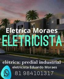 Eletricista predial residencial em geral